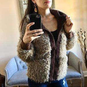 Jackets & Blazers - ✨Super Soft Furry Jacket With Hoodie